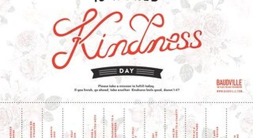 Kindness Day Tear-Aways