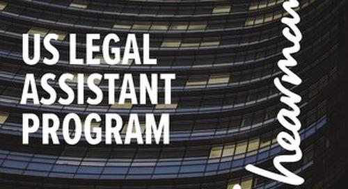 Legal Assistant Brochure 2015