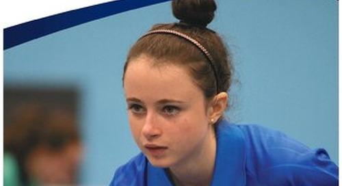 Junior British League Weekend 2 programme