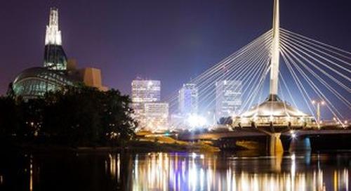 Master Tourism Plan for Winnipeg - 2016-2018