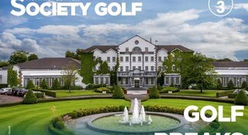 Society Golf Digital Magazine - Issue 3