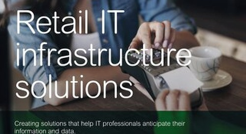 Retail IT Infrastructure Solutions