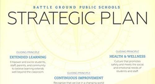 BGPS Strategic Plan