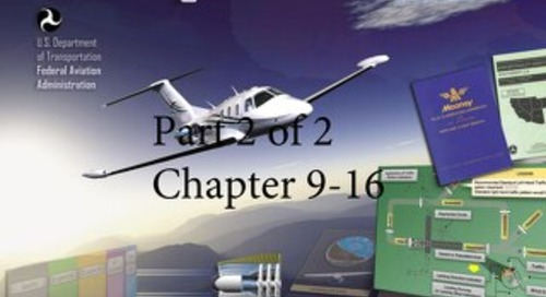 Pilot's Handbook of Aeronautical Knowledge Free Download Part 2