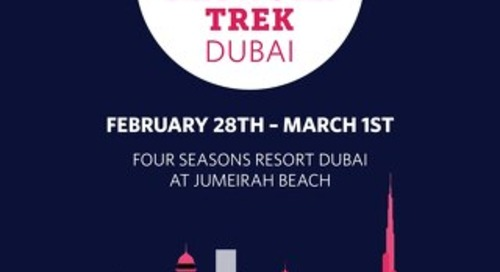 Endeavor Investor Trek Dubai
