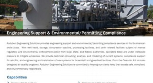 Engineering for Environmental Compliance
