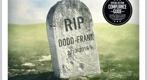 March 2016 - RIP Dodd Frank