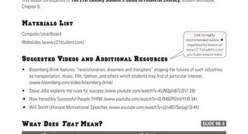 FinLit - Lesson 9