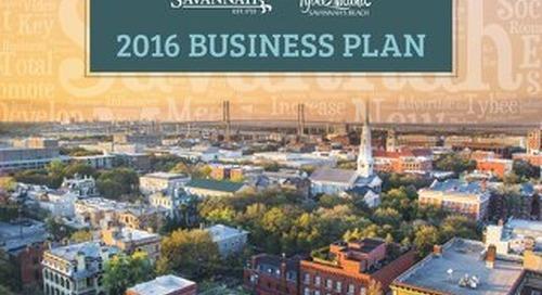 2016 Business Plan NSD