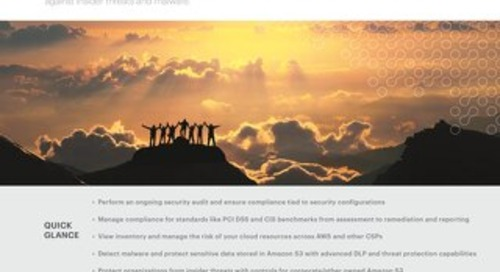 Netskope for Amazon Web Services