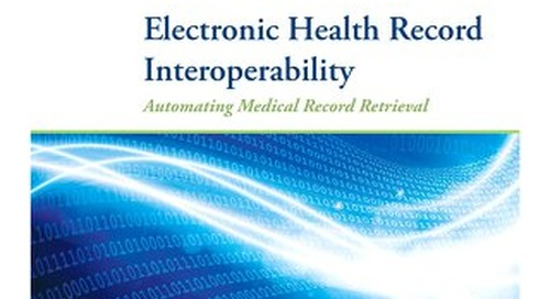 EHR Interoperability Brochure Direct Connect