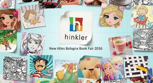 Bologna Book Fair 2016_New Titles