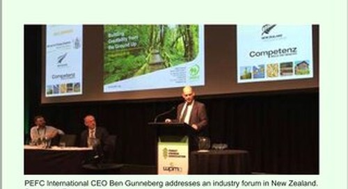 Timber & Forestry E News Issue 407