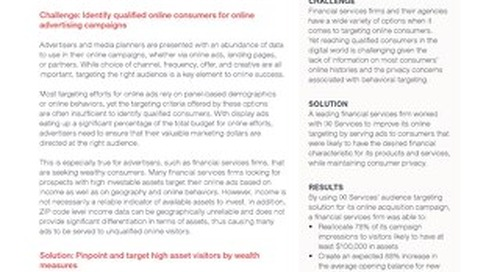 IXI Services Case Study for Online Marketers