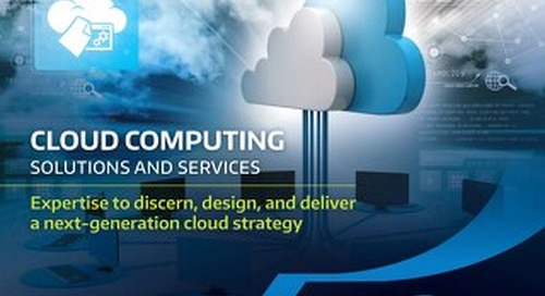 Cloud Computing Solutions and Services