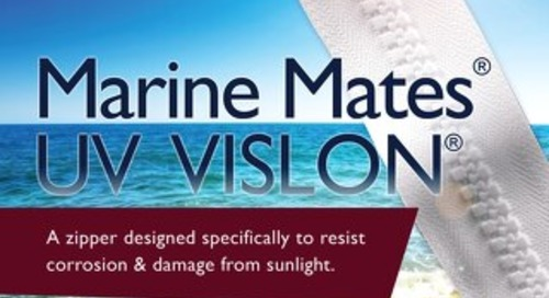 UV Marine Mates® zipper and SnapCap®