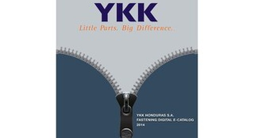 YKK Honduras eBook
