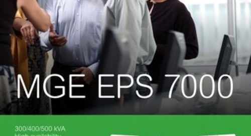 MGE EPS 7000 Brochure