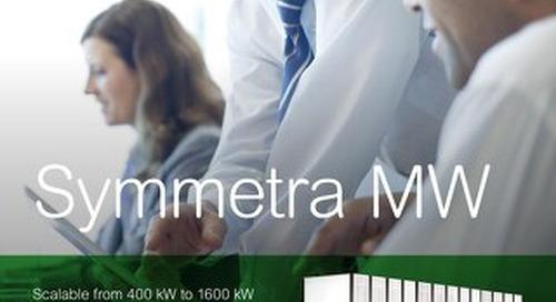 Symmetra MW Brochure