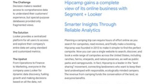 Case Study: Hipcamp