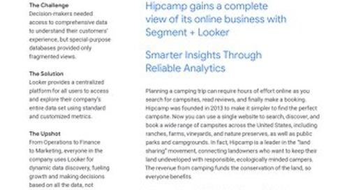 Case Study: Hipcamp