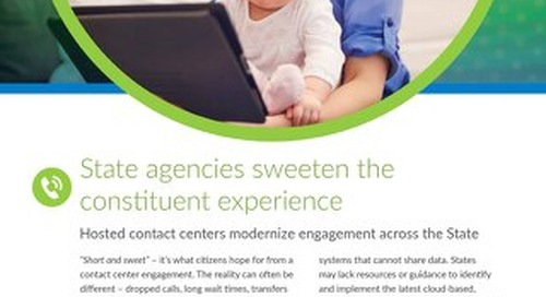 Case Study: Multi-Agency Hosted Contact Centers