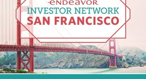 Endeavor Investor Network San Francisco