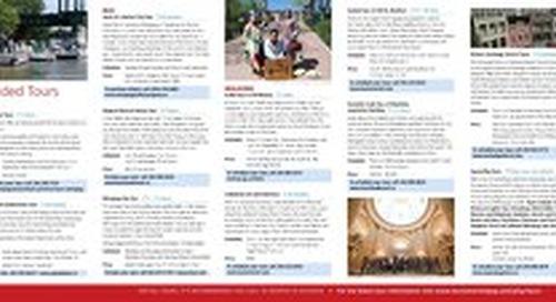2016 Winnipeg Tours Brochure