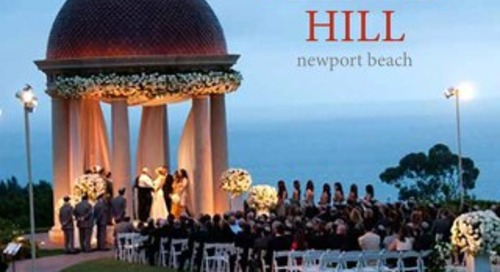 Pelican Hill Resort Weddings