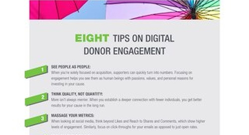 8 Tips on Digital Donor Engagement
