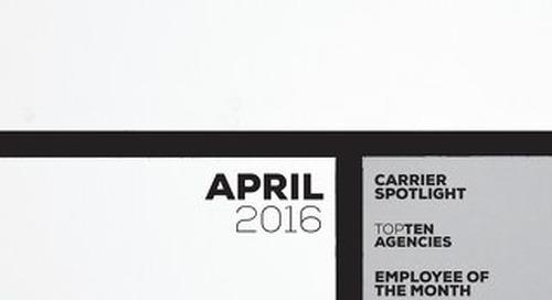 2016 April Globe