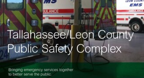 [Case Study] Tallahassee/Leon County Public Safety Complex