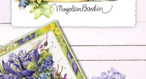 Marjolein Bastin - Spring 2016 Collection