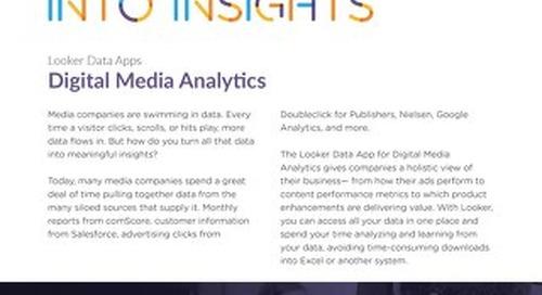 Digital Media Analytics