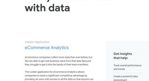 Analyzing eCommerce Data