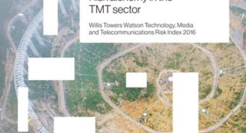 Willis Towers Watson - TMT Risk Index