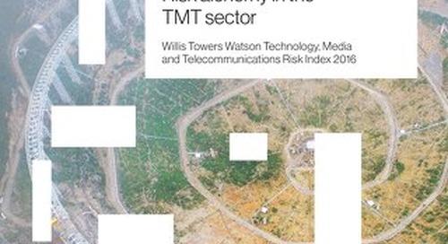 Willis Towers Watson - TMT Risk Index