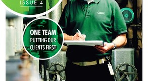 CBRE GLOBAL WORKPLACE SOLUTIONS EMEA MAGAZINE | SPRING 2016