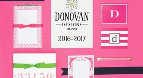 2016 donovandesigns Brochure