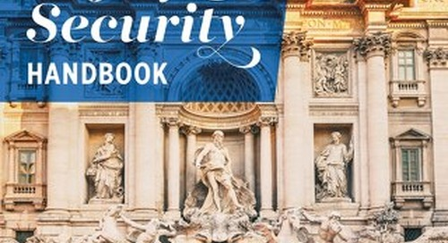 Safety and Security Handbook