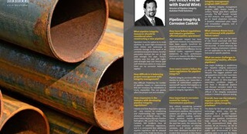 Q&A - Pipeline Integrity & Corrosion Control with David Wint