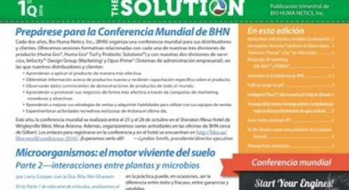 BHN 2016-1QTR Newsletter-Spanish