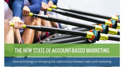 The New State of Account-Based Marketing