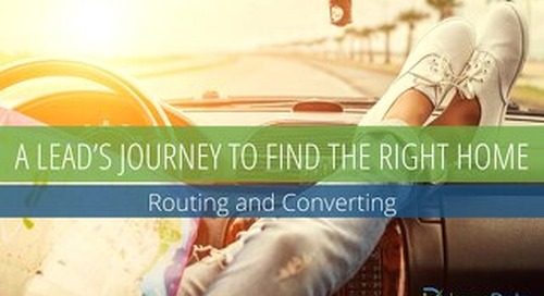 A Lead's Journey to Find the Right Home