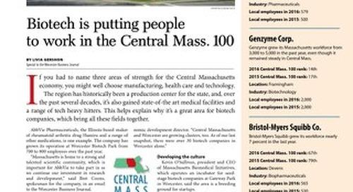 Central Mass. 100-2016