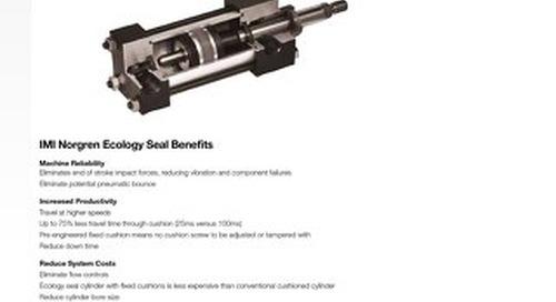 Ecology Seal sales sheet