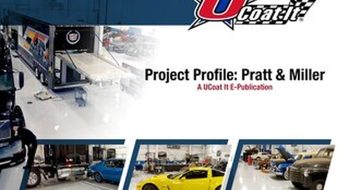Project Profile: Pratt & Miller