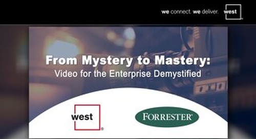 From Mystery To Mastery Webcast Highlights