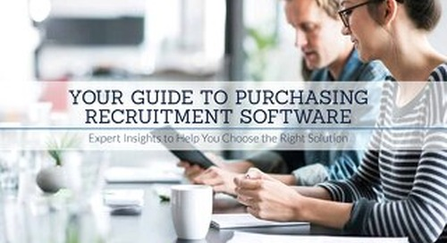 How to Choose the Right Recruitment Software: HR Buyer's Guide