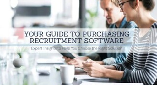 Your Guide to Purchasing Recruitment Software